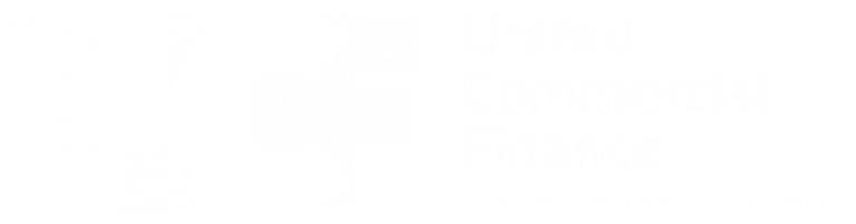 Reversed United Commercial logo